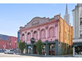 Property for sale at 435 Broadway, San Francisco,  California 94133