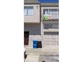 Property for sale at 1370 Quesada Avenue, San Francisco, California 94124