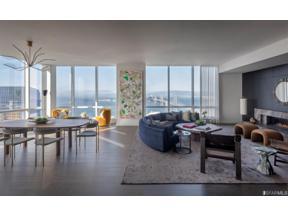 Property for sale at 488 Folsom Street Unit: 5602, San Francisco, California 94105