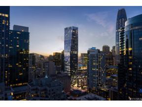 Property for sale at 488 Folsom Street Unit: 3504, San Francisco,  California 94105