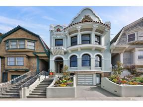 Property for sale at 880 Ashbury Street, San Francisco,  California 94117