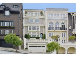 Property for sale at 2741 Vallejo Street, San Francisco,  California 94123