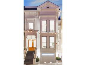 Property for sale at 2327 Fillmore Street, San Francisco, California 94115