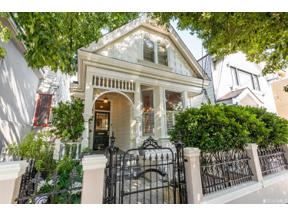 Property for sale at 559 Douglass Street, San Francisco, California 94114