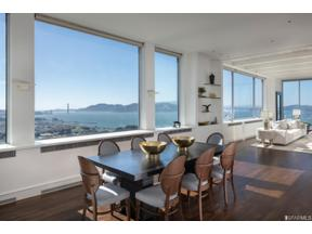 Property for sale at 1080 Chestnut Street Unit: PH, San Francisco,  California 94109