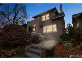 Property for sale at 419 Elwood Avenue, Oakland, California 94610