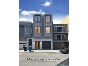Property for sale at 2121 Mason Street, San Francisco,  California 94133
