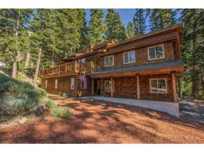 Property for sale at 1830 Deer Park Drive, Alpine Meadows,  California 96146