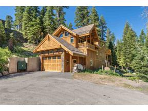 Property for sale at 1752 Trapper Place, Alpine Meadows,  California 96146