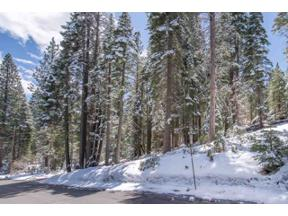 Property for sale at 11875 Rio Vista Drive, Truckee,  CA 96161