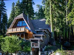 Property for sale at 1583 Upper Bench Road, Alpine Meadows,  California 96146