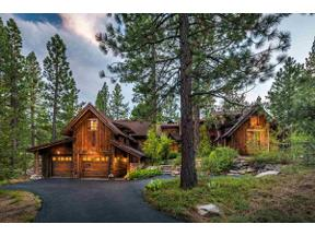 Property for sale at 8125 Lahontan Drive, Truckee,  California 96161