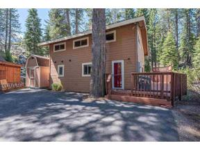Property for sale at 10090 Tamarack Road W, Truckee,  California 96161