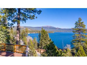 Property for sale at 4575 North Lake Boulevard, Carnelian Bay,  California 96140