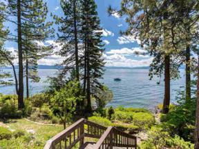 Property for sale at 3360 Edgewater Drive, Tahoe City,  California 96145