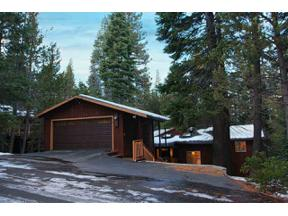 Property for sale at 10792 Heather Road, Truckee,  California 96161