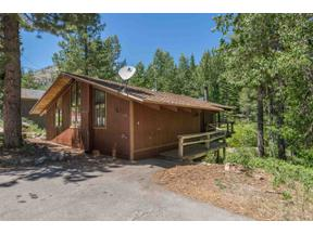 Property for sale at 1478 Mineral Springs Trail, Alpine Meadows,  California 96146