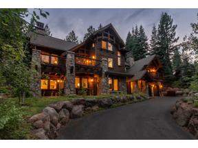 Property for sale at 2208 Silver Fox Court, Truckee,  CA 96161