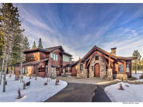 Property for sale at 7125 Lahontan Drive, Truckee,  California 96161