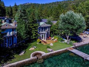 Property for sale at 8734 Brockway Vista Avenue, Kings Beach,  California 96143