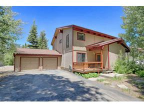 Property for sale at 10222 Pine Cone Road, Truckee,  California 96161