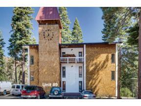 Property for sale at 2101 Scott Peak Place - Unit: 9, Alpine Meadows,  California 96146