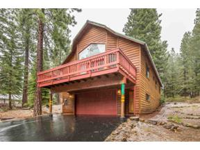 Property for sale at 11991 Pine Forest Road, Truckee,  California 96161