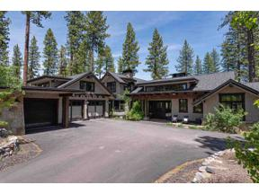 Property for sale at 12353 Garwood Dean, Truckee,  CA 96161