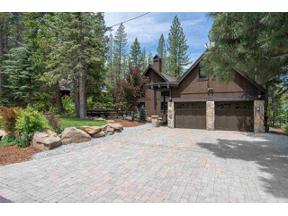 Property for sale at 15097 Swiss Lane, Truckee,  CA 96161