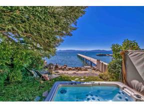 Property for sale at 8730 Brockway Vista Avenue, Kings Beach,  California 96143