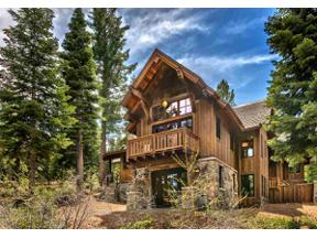 Property for sale at 2302 Overlook Place, Truckee,  California 96161