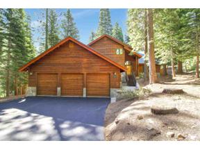 Property for sale at 10940 Pine Nut Drive, Truckee,  California 96103