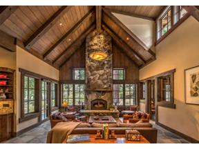 Property for sale at 2302 Overlook Place, Truckee,  CA 96161