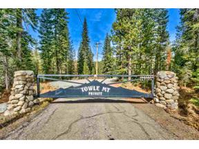 Property for sale at 11902 Lola Montez Road, Soda Springs,  California 95728