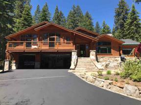 Property for sale at 4575 Ridgewood Drive, Carnelian Bay,  California 96140