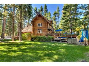 Property for sale at 5305 North Lake Boulevard, Carnelian Bay,  California 96140