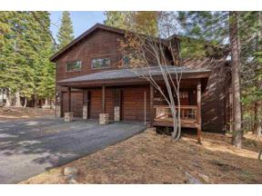 Property for sale at 11442 Chalet Road, Truckee,  California 96161