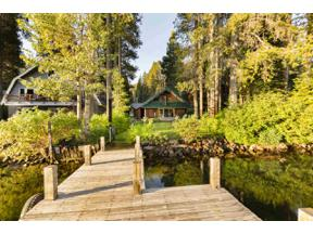 Property for sale at 15500 South Shore Drive, Truckee,  California 96161