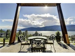 Property for sale at 1780 Granite Road,, Lake Country,  British Columbia V4V1M9