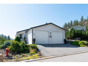 Property for sale at #92 1750 LENZ Road,, West Kelowna,  British Columbia V1Z3N1