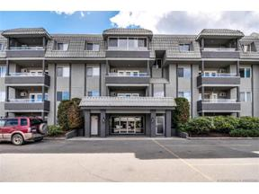 Property for sale at #207 3175 De Montreuil Court,, Kelowna, British Columbia V1Y9E7