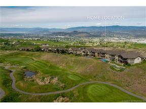 Property for sale at 1649 Tower Ranch Boulevard,, Kelowna, British Columbia V1P1P9