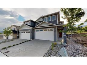 Property for sale at 3367 Hawks Crescent,, West Kelowna,  British Columbia V4T0A7