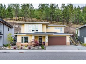 Property for sale at 2552 Crown Crest Drive,, West Kelowna,  British Columbia V4T3M6