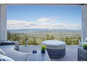 Property for sale at 1342 Mine Hill Drive,, Kelowna, British Columbia V1P1S5