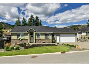 Property for sale at 1440 Rose Hill Place,, West Kelowna,  British Columbia V1Z4A7