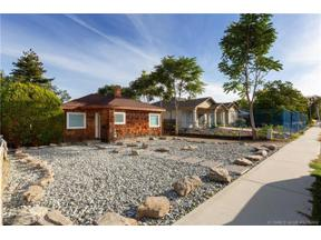 Property for sale at 1018 Laurier Avenue,, Kelowna, British Columbia V1Y9N8