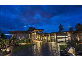 Property for sale at 4880 Tuscany Lane,, Kelowna, British Columbia V1W5H3