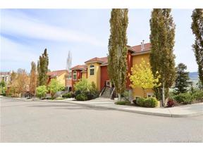 Property for sale at #111 1795 Country Club Drive,, Kelowna, British Columbia V1V2V9