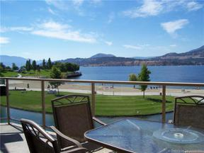 Property for sale at #316 1128 Sunset Drive,, Kelowna, British Columbia V1Y9W7